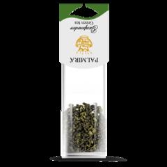 Зеленый чай Palmira Ганпаудер 10 шт по 4 г Для чайника