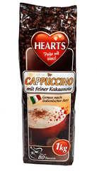 Капучино Hearts Cappuccino Mit Feiner Kakaonote 1 кг