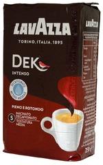 Кофе без кофеина Lavazza Dek Intenso молотый 250 г