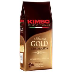 Кофе в зернах Kimbo Aroma gold 100% Arabica 1 кг
