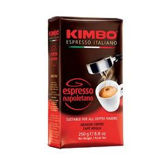 Молотый кофе Kimbo Espresso Napoletano 250 г