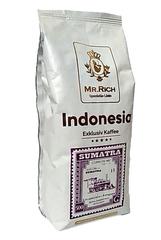 Кофе в зернах Mr.Rich Indonesia 500 г