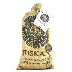 Кофе в зернах Tuskani 100% арабика 1 кг