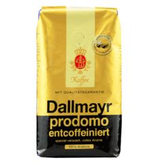 Молотый кофе без кофеина Dallmayr Prodomo entcoffeiniert 500 г