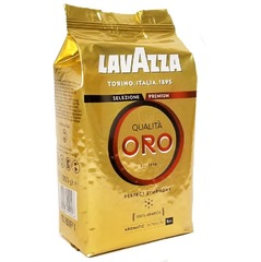 Кофе в зернах Lavazza Qualita Oro 1 кг