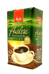 Молотый кофе Melitta Auslese Klassisch 250 г
