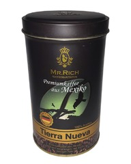 Молотый кофе Mr.Rich Tierra Nueva Мексика ж/б 250 г