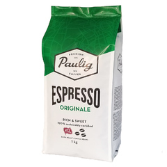 Кофе в зернах Paulig Espresso Originale 1 кг