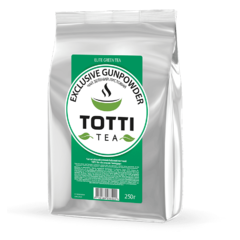 Зеленый чай Totti Exclusive Gunpowder 250 г